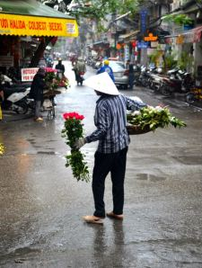 Morning in Hanoi