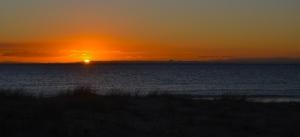 North Stradbroke sunset